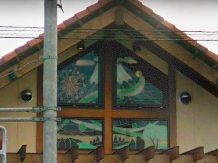 御殿場インター店ステンドグラス
