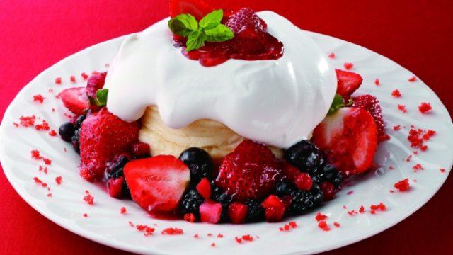 さかい珈琲パンケーキ