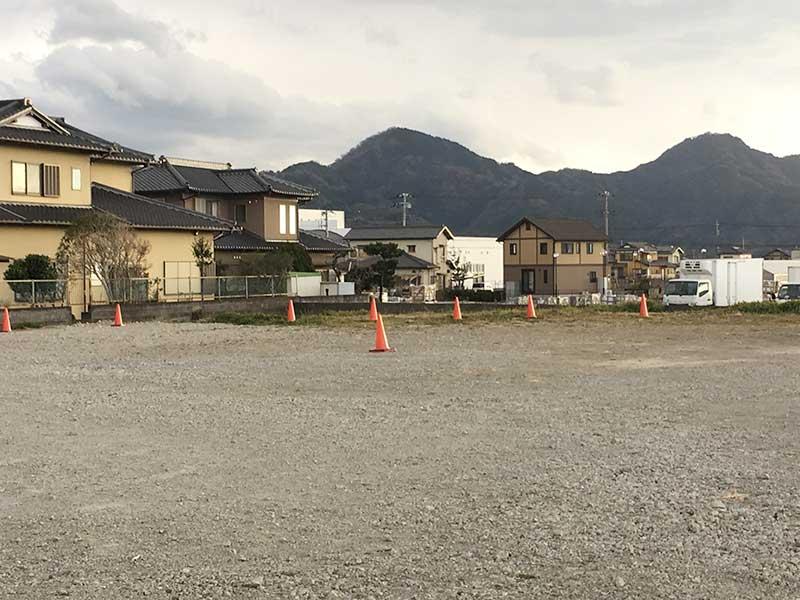 村の駅新館建設予定地