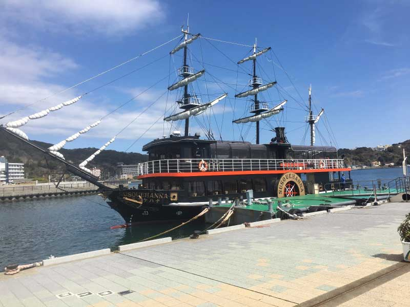 黒船 サスケハナ